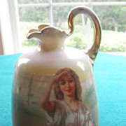 "Royal Bayreuth 6 1/2"" Pitcher"