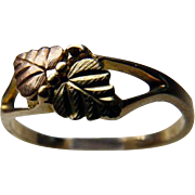 10K Black Hills Gold Coleman & Co. Ring