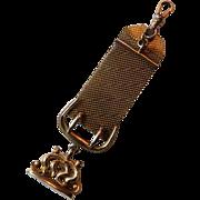 Victorian GF Buckle Fob & Seal