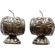Pair Sterling Salt & Pepper Mexico 925