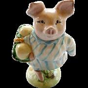 Beswick Beatrix Potter's Little Pig Robinson