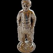 Dutch 19th Century Silver Spice Shaker VOLENDAM