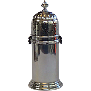 Sterling Silver Sugar Castor, London , C. 1930