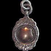 Sterling  Fob/ Medal , Birmingham England , C. 1923