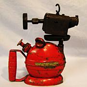 Unique Mfg. Red Blow Torch