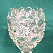 EAPG Queen's Jewels Necklace Celery Vase C. 1898
