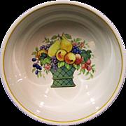 Villeroy & Boch Basket Pattern Vegetable Bowl