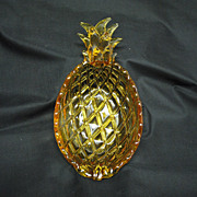 Imperial Glass Pineapple Bowl