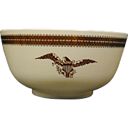 Pyrex Federal Eagle 3 Quart Bowl