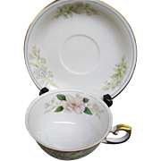 "Occupied Japan Grace China ""Rochelle"" Cup & Saucer"