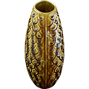 Vintage Irish Fine Earthenware Celtic Vase
