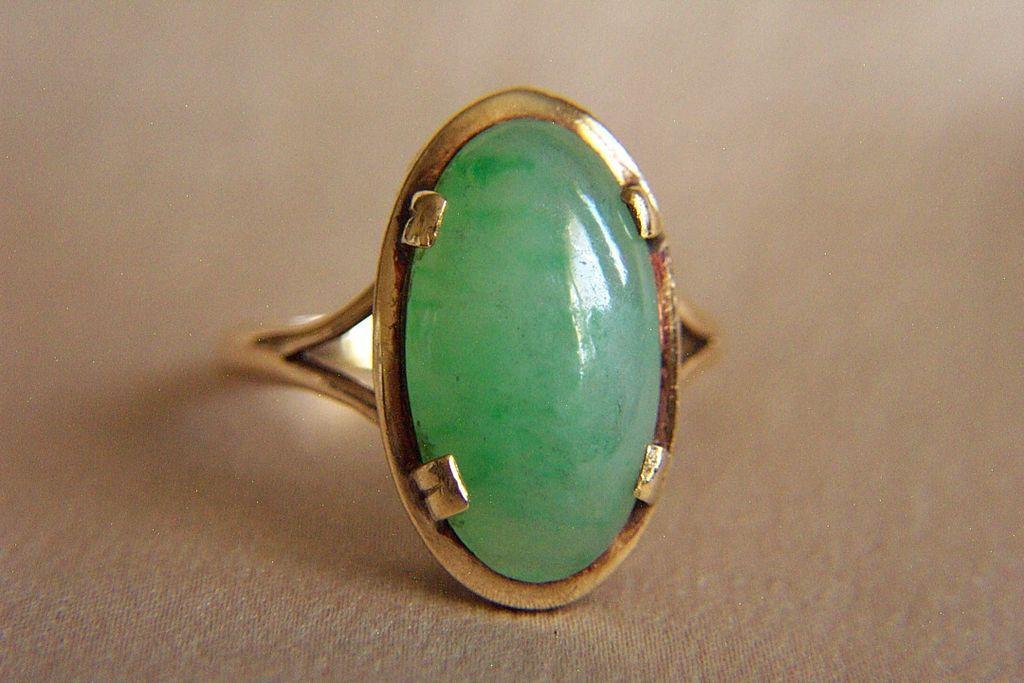 Resultado de imagen para jadeite rings