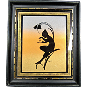 Rainbow Fairy Silhouette - Made In Germany - Diefenbach