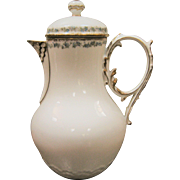 Haviland Limoges Chocolate Pot - CFH France