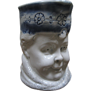 Wonderful Schafer & Vater Figural Creamer - Smiling Boy