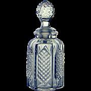Vintage Blown Glass Perfume Scent Bottle
