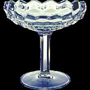 Fostoria American Elegant Open Compote, c.1915-1982