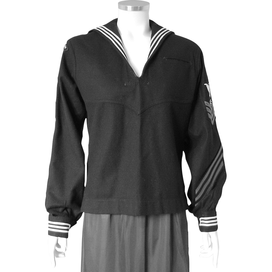 Story City (IA) United States  City new picture : Authentic Vintage USN United States Navy Military Service Dress Blue ...