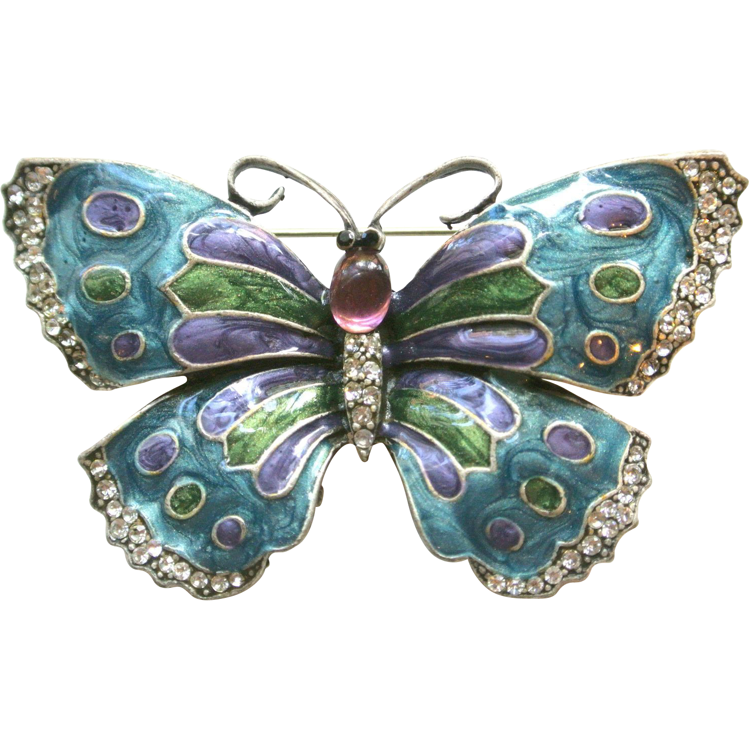 Vintage Butterfly Pins 29