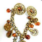 Lots of Noise 70s Chunky Charm Bracelet