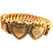 WW2 Expansion Bracelet Carmen
