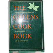 The Greens Cook Book by Deborah Madison with Edward Espe Brown - Red Tag Sale Item