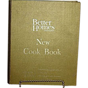 Better Homes and Gardens New Cook Book - Commemorative Souvenir Edition - Red Tag Sale Item