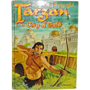 Tarzan and the City of Gold by Edgar Rice Burroughs