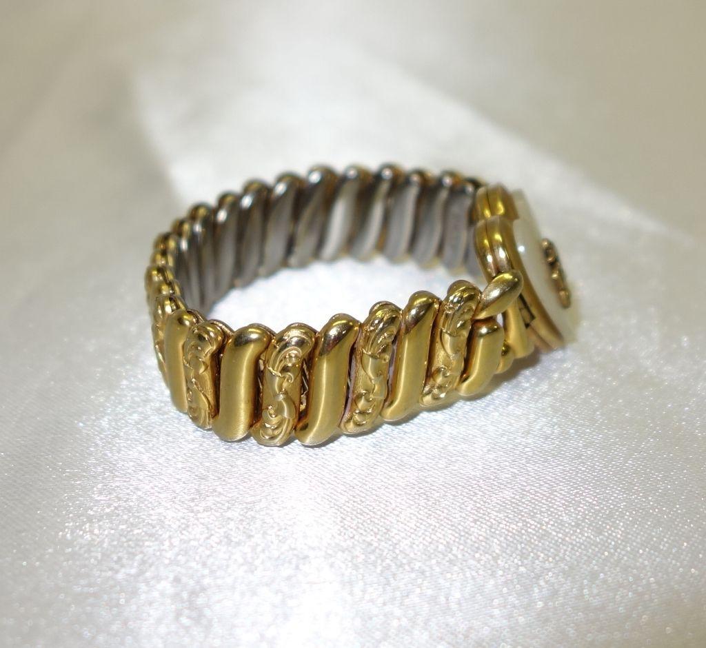 Vintage USN Sweetheart Locket Bracelet by Marvel ...