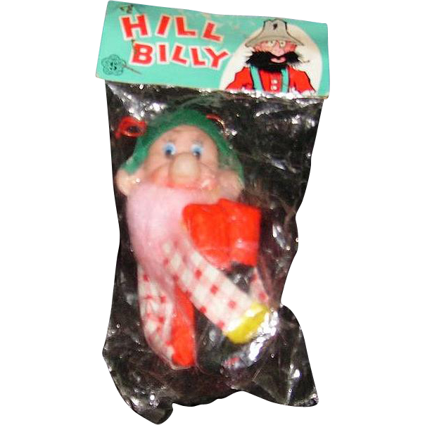 Vintage Knee Hugger Elf In Original Package
