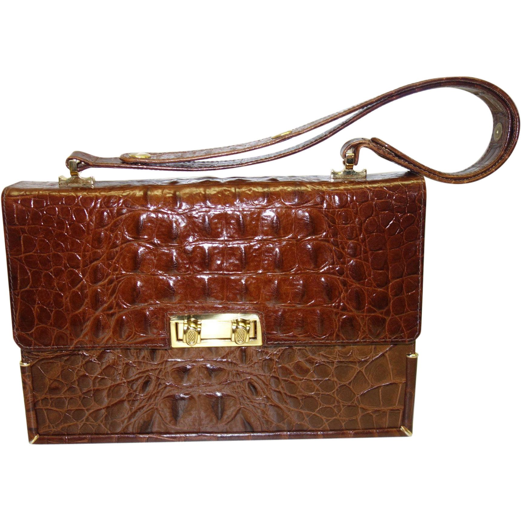 Vintage Leather Purse 18