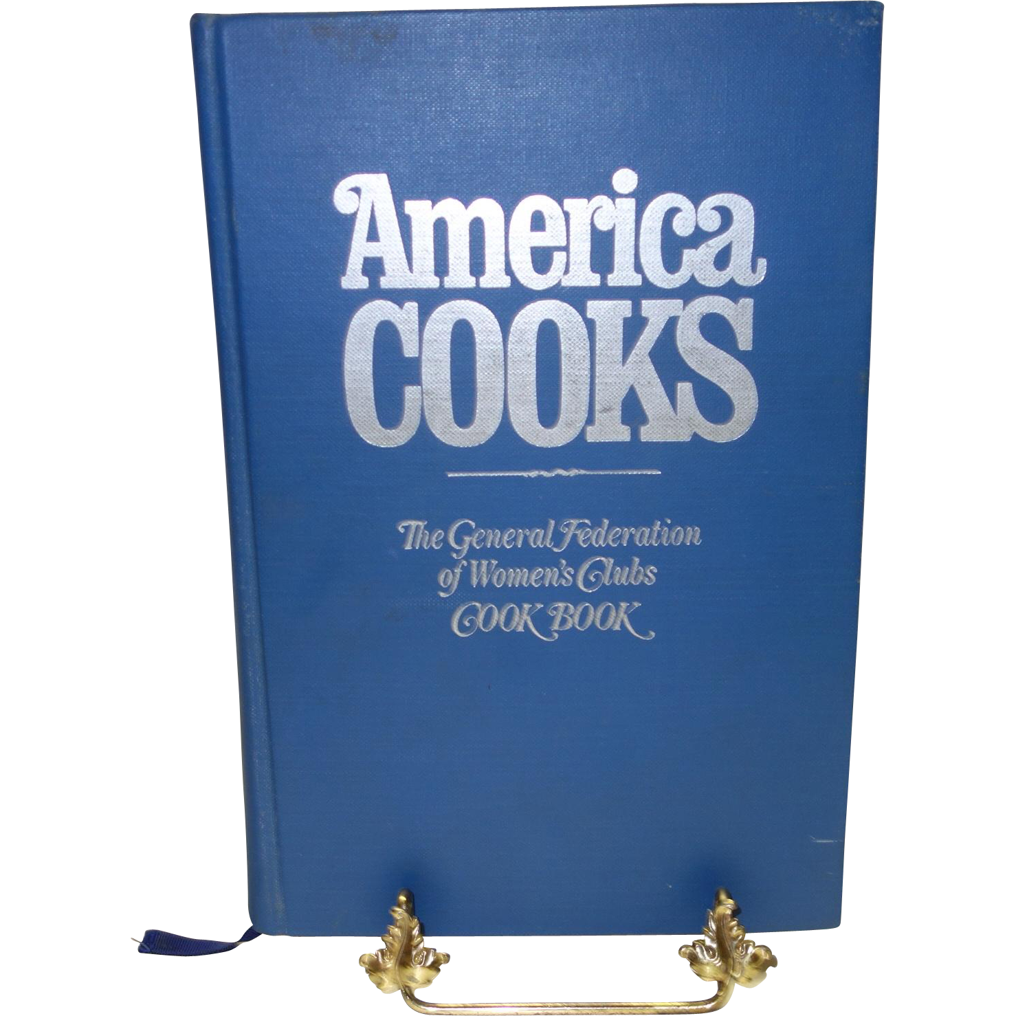 America Cooks: The General Federation of Women's Clubs Cook Book