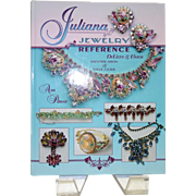 RARE Juliana Jewelry Reference DeLizza & Elster Identification and Value Guide by Ann Pitman - Author Signed