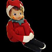 Vintage Knee Hugger Elf Purse
