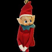 Vintage Extra Large Pointy- Eared Knee Hugger Elf