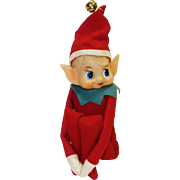 Vintage Extra Large Pointy- Eared Knee Hugger Elf