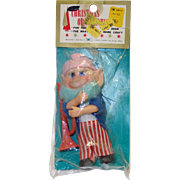 Vintage Hillbilly/Musician Elf in Original Package