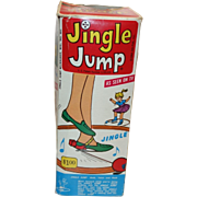 Vintage 1960's Jingle Jump Toy