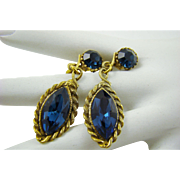 Montana Blue 1950s Earrings