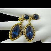 Montana Blue 1950s Earrings