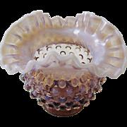 Fenton Wisteria Opalescent #389 Vase