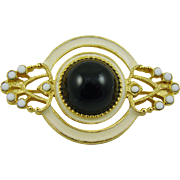 Art Nouveau Style Brooch