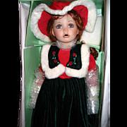 Seymour Mann Christmas Doll ~ Connoisseur Collection