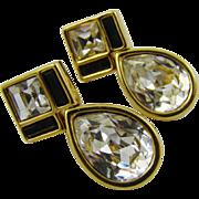 Stunning Swarovski Crystal Earrings