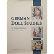Cieslik German Doll Studies Reference Book