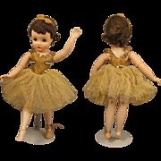"""Vintage Madame Alexander 15"""" Elise Ballerina Doll - Red Tag Sale Item"""