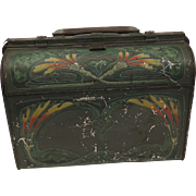 Huntley Palmer Art Nouveau Biscuit Tin