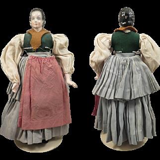 Vintage China Italian Gepp Creazioni Doll 11.5 inches
