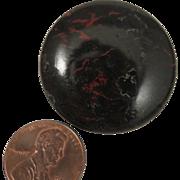 Victorian Bloodstone Brooch