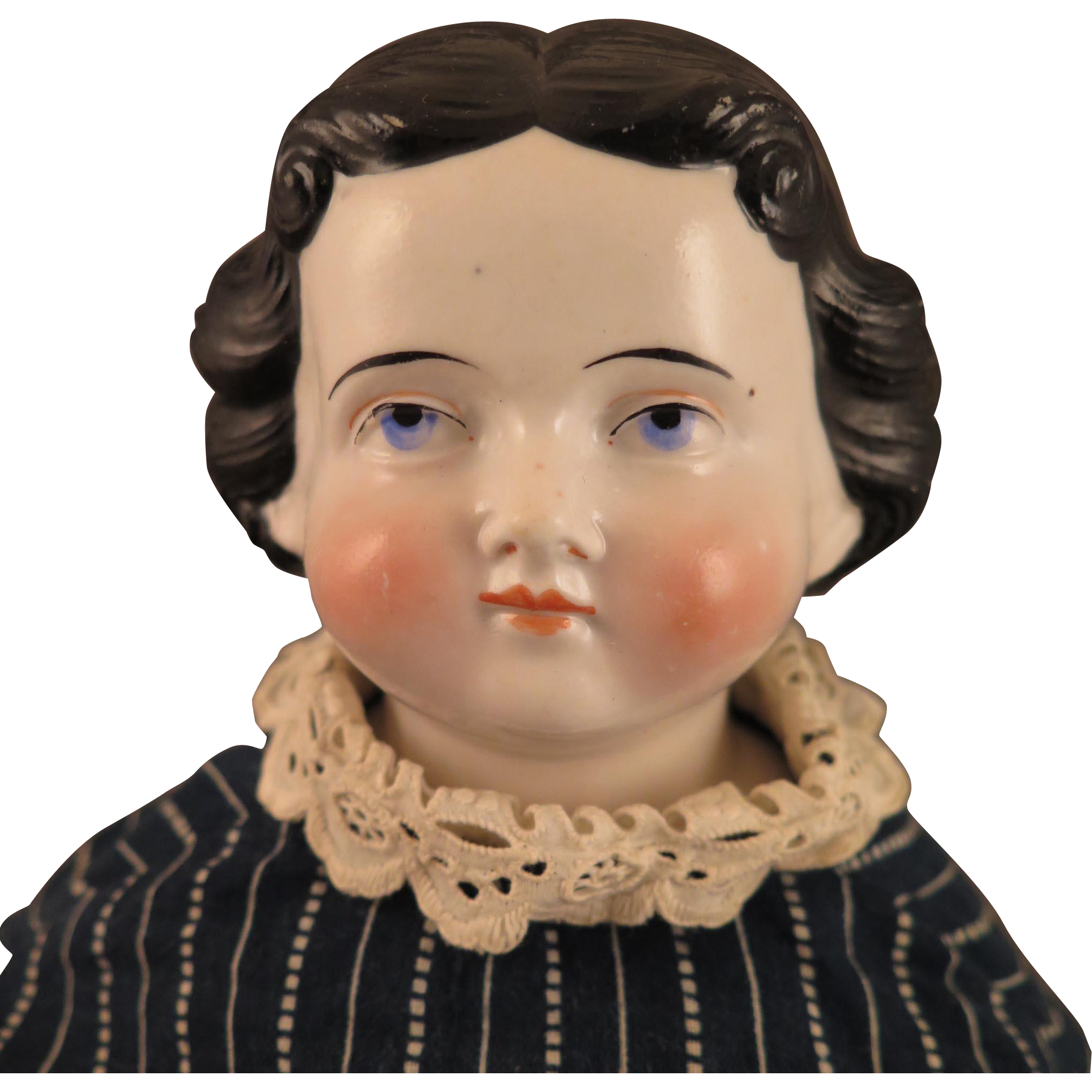 Antique 19 inch German China Doll